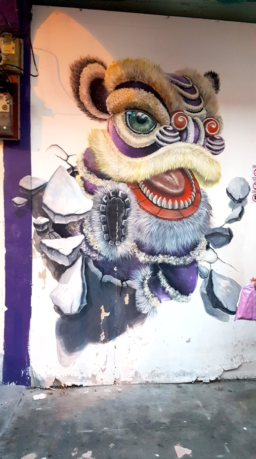 """Chinese Dragon"", George Town"