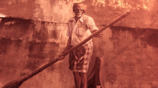"""Indian Boatman"", George Town"